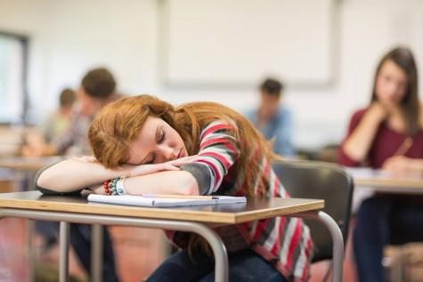 Teens Not Getting Enough Sleep