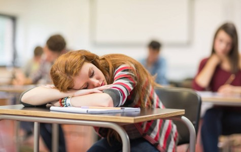 Teens Not Getting Enough Sleep