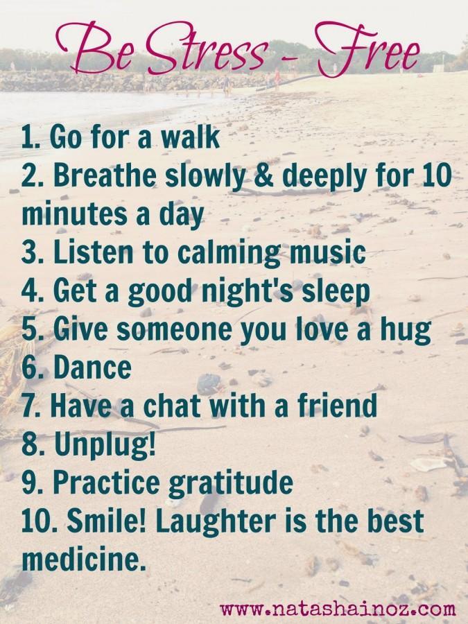 4 Practical Ways to Handle Stress