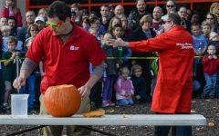 The Great Pumpkin…smash!