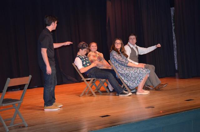 OLSH Actors Compete in Bloomsburg