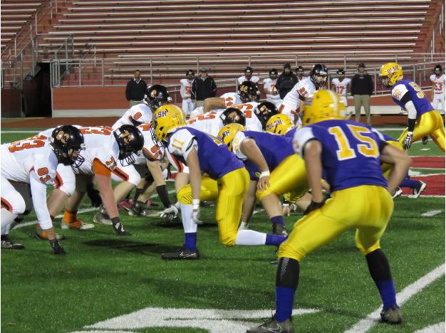 OLSH Student/Athlete Profile: Luke Saftner