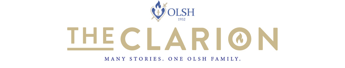 The Clarion: Many Stories. One OLSH Family.